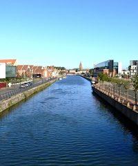 Le Canal de Calais – Secteur Calais