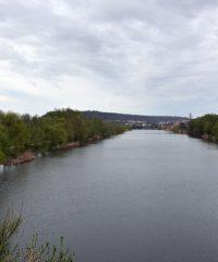 LeCanal de la Marne au Rhin – Secteur Bouxières aux Dames