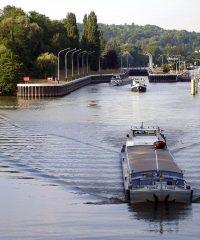 Le canal latéral à l'Oise