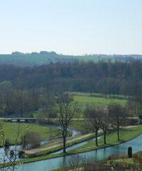 Canal de la Marne au Rhin – Secteur Saint Joire
