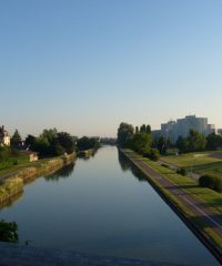 Le canal de la Marne au Rhin – Secteur Vendenheim à Souffelweyersheim