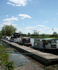 Canal de la Meuse – Secteur Lacroix sur Meuse