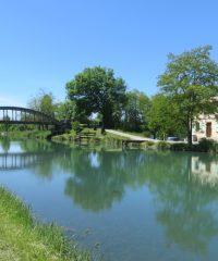 Canal de Montech – Parcours Montauban