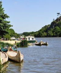 Canal de Nantes à Brest – Parcours St-Vincent sur Oust