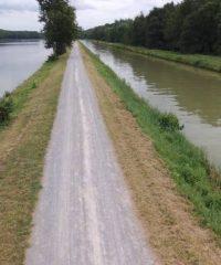 Canal de l'Oise à l'Aisne – Lac Monampteuil