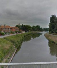 Canal de la Sambre à l'Oise – Parcours Boué