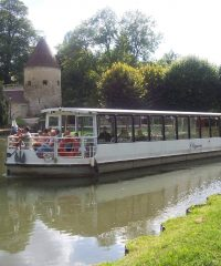 Canal de la Sambre à l'Oise – Parcours Bohain