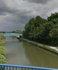 Canal de la Sambre à l'Oise – Parcours Fère