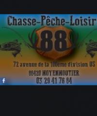 Chasse Pêche Loisirs 88