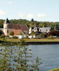 Le Cher Canalisé – Parcours Mareuil-sur-Cher