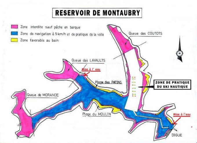 Etang de Montaubry