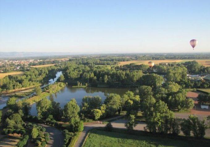 L'étang Sograma
