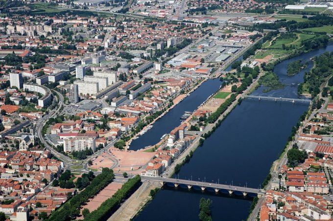 Fleuve Loire - Secteur Roanne