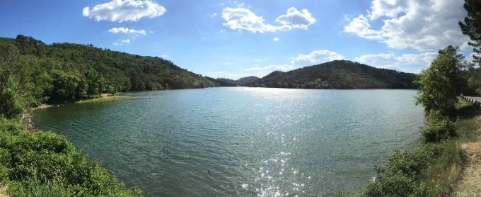 Lac de Sainte Suzanne