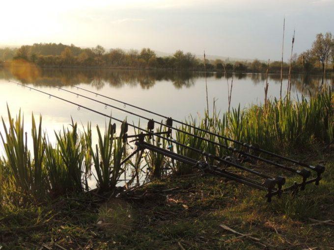 L'étang Malherbes et Ballanche