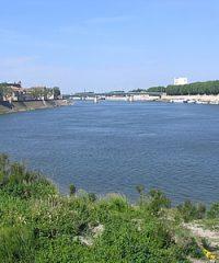 Le Rhône et Canal d'Arles – Secteur Fos