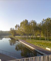 Canal de la Haute Seine – Secteur Droupt-Sainte-Marie