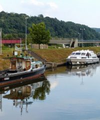 Le canal de la Sarre – Parcours Grosbliederstroff