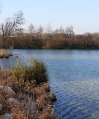Le plan d'eau de Saipol