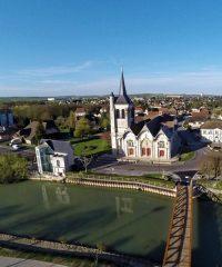 La Seine – Secteur Pont-Sainte-Marie