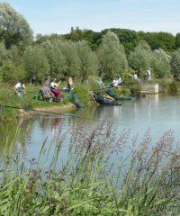 Plan d'eau de La Fontaine à Jean