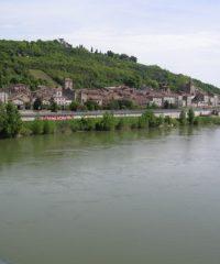 La Garonne (Secteur Port St Marie)