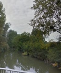 Rivière Oise non navigable – Chauny