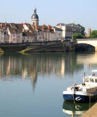 La Saône – Secteur Chalons sur Saône