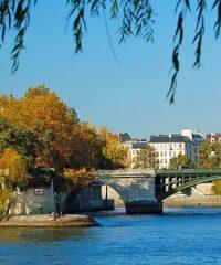 La Seine – Paris île Saint-Louis