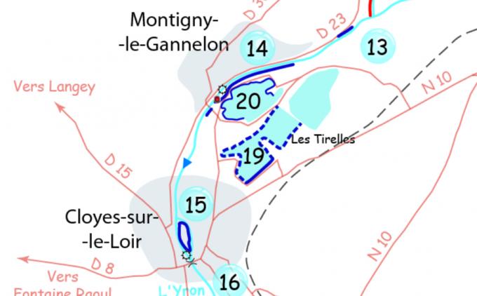 Ballastière de Montigny