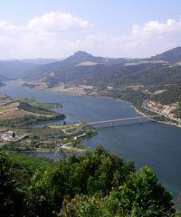 Barrage de l'Agly ou Lac de Caramany