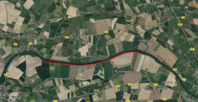 L'Aveyron - Parcours Bioule