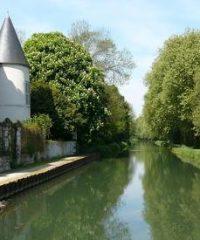 Canal de Berry – Secteur Marmagne