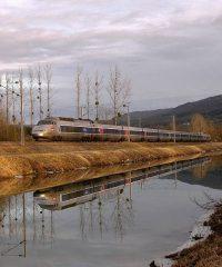 Canal du Rhône au Rhin – Secteur Confluence Doubs à Branne