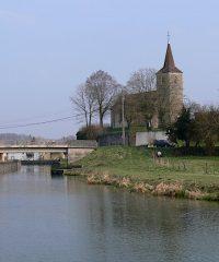 Canal du Rhône au Rhin – Secteur Dampierre-sur-le-Doubs