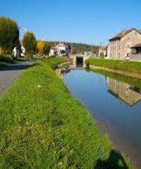 Canal du Rhône au Rhin – Secteur Blussans à l'Isle-sur-le-Doubs