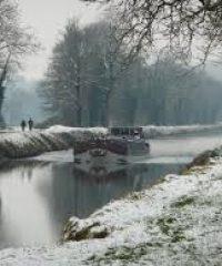 Canal du Rhône au Rhin – Secteur Porte de garde 57B de Torpes à Écluse 57 d'Osselle