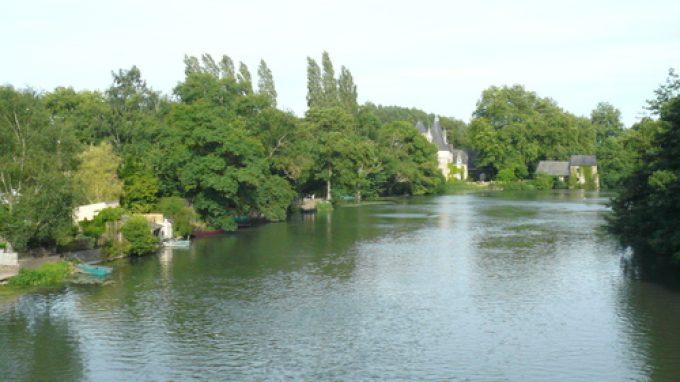 Le Château et le Loir