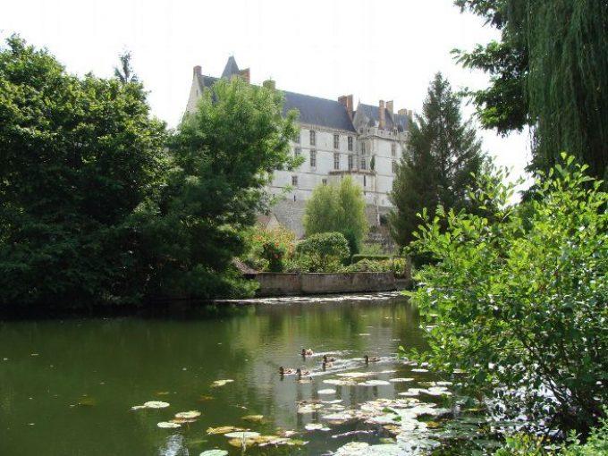 Le Loir - Châteaudun