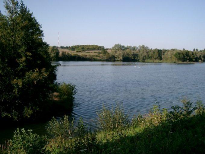 Bassin de retenue de Trévoix
