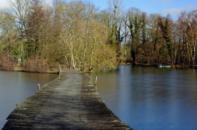 Les étangs de Vert-Le-Petit
