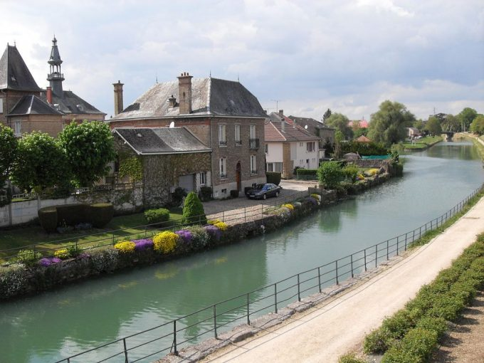 Le Fleuve Meuse