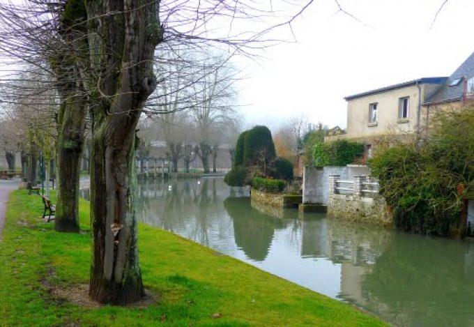 Le Loir - Bonneval