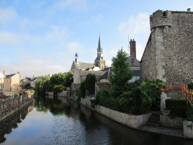 Le Loir – Secteur Bonneval