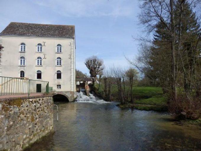 Moulin Nogent sur Loir