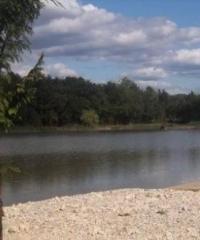 L'étang au rêve de Michel