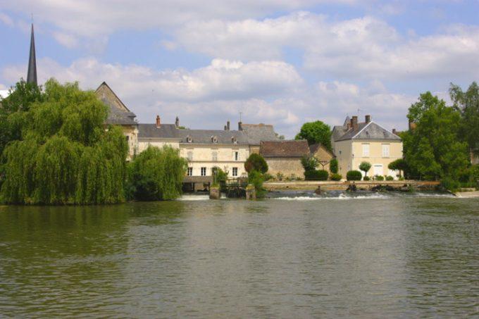 Barrage de Vaas