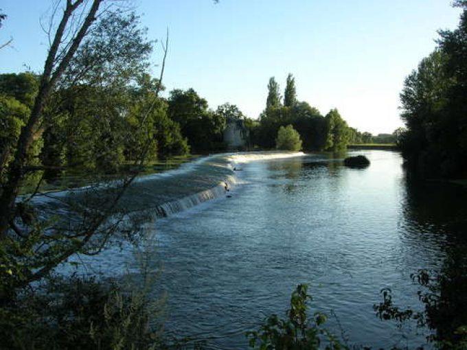 Le Loir à Luché Pringé