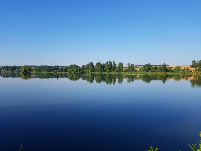 Plan d'eau Mézières-Ecluzelles