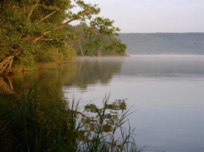 Le lac des Vieilles Forges